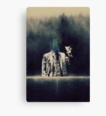 Here's to you ... Canvas Print
