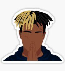 XXX - pray Sticker