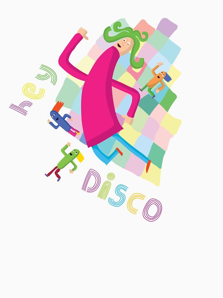 Hey Disco by now83
