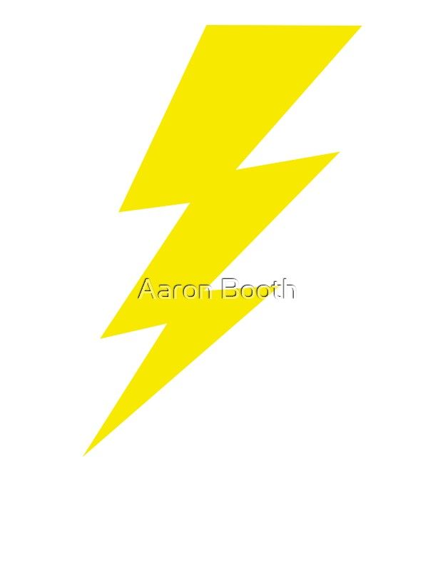 Lightning bolt lightning bolt stickers by aaron booth for Http pictures