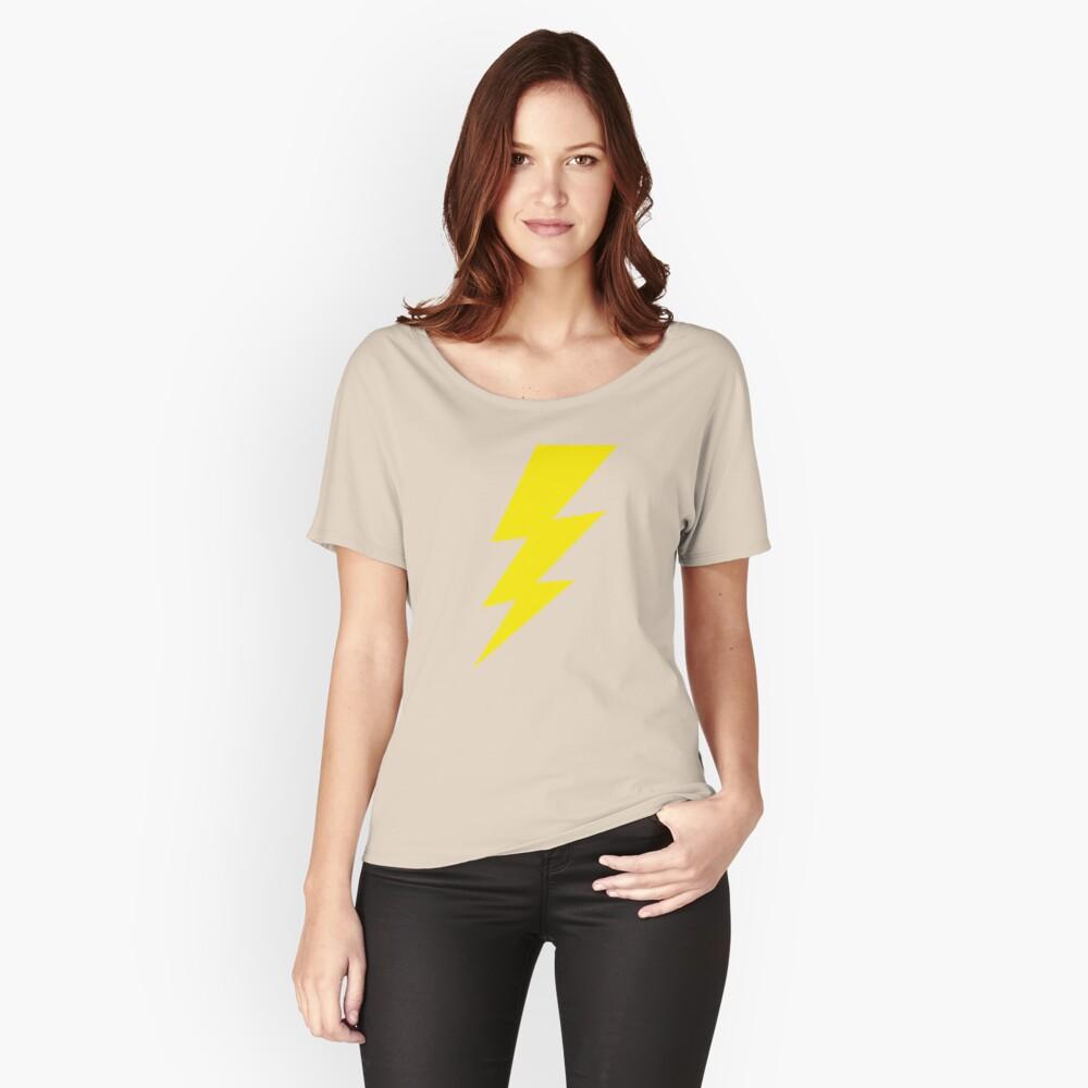 latest releases good on feet at Lightning Bolt, Lightning Bolt | Women's Relaxed Fit T-Shirt