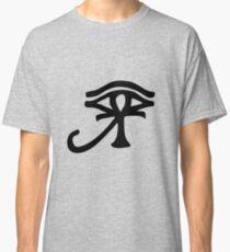 Auge von Ra Ankh. Classic T-Shirt