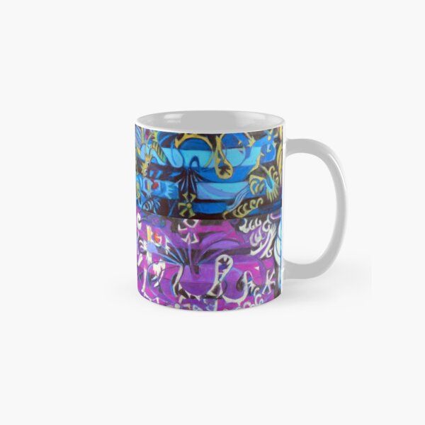 Hexagram 6: Sung  (Creative Tension) Classic Mug