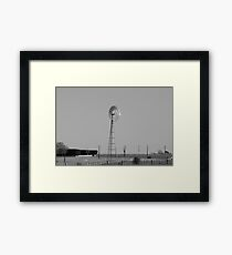 Dust Bowl? Framed Print