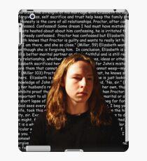 Miller 52 iPad Case/Skin