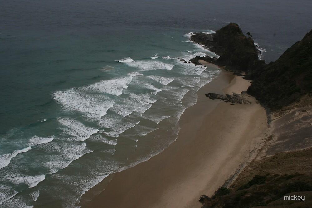 The Beach by mickey