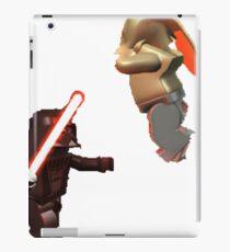 Vader Chokes Jar Jar iPad Case/Skin