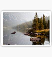 Long Lake Sticker