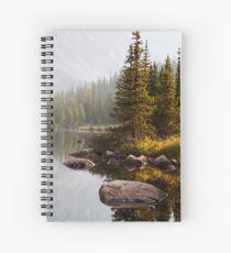 Long Lake Spiral Notebook