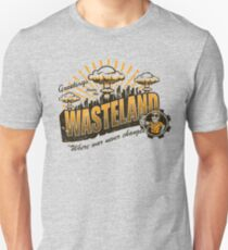 Greetings from the Wasteland! Unisex T-Shirt