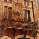 Faded Splendour In The Eternal City by Fara