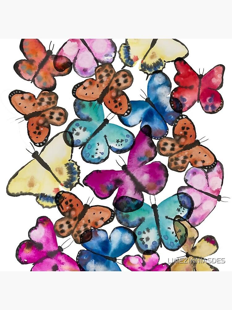 Butterfly Dance by LIMEZINNIASDES
