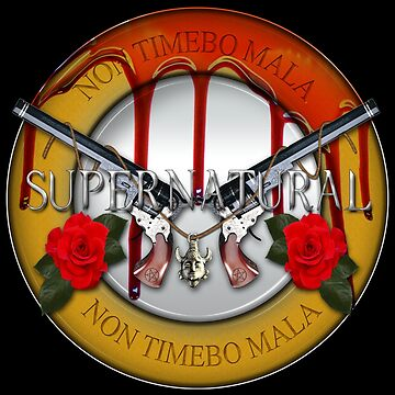 Supernatural NON TIMEBO MALA First Blood 2 by ratherkool