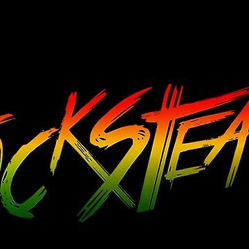Rocksteady It's Rocking TIime by lucastartir