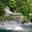 Plitvice Waterfalls II by Luca Mancinelli