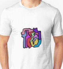 Maze pattern T-Shirt