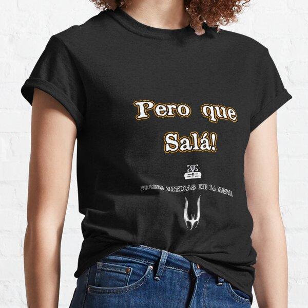 002b)SOLOFrases-art-eddyscap Camiseta clásica