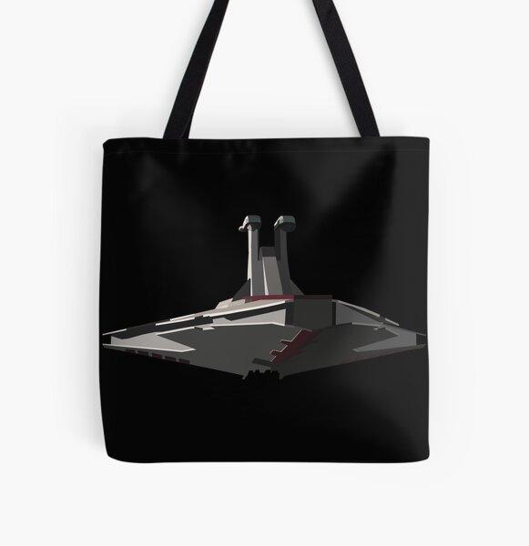 Venator Vector art All Over Print Tote Bag