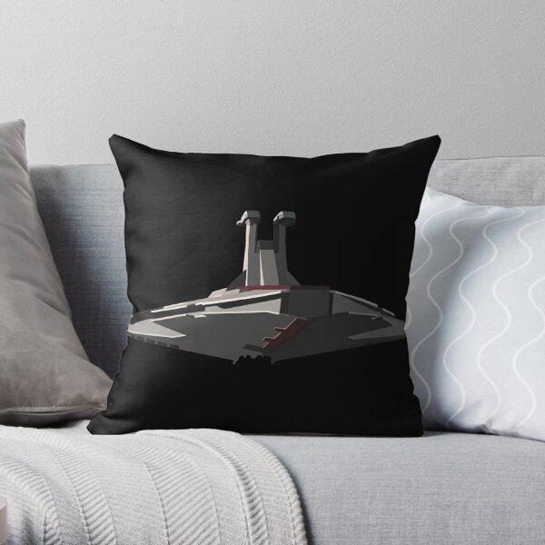 Venator Vector art Throw Pillow