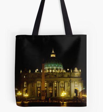 Holy Light Tote Bag