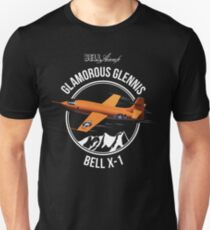 Bell X-1 Supersonic Sound Barrier Aviation Anniversary Shirt  T-Shirt