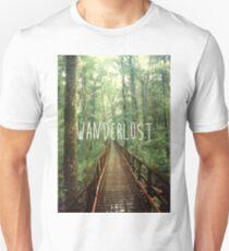 Wanderlust Woods Nature Design- Poster, Pillow, Art Board, Sticker T-Shirt