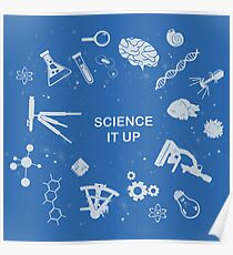 Science it up Poster