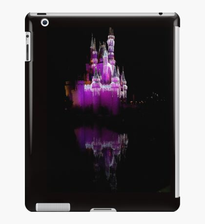 Pink Frosted Holiday iPad Case/Skin