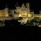 Comtal, Carcassonne. by hans p olsen
