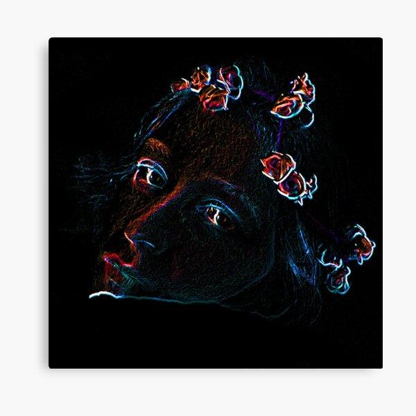 Perdita  Canvas Print