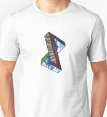 Earth and Space Design T-Shirt