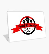 Paid Protester Laptop Skin