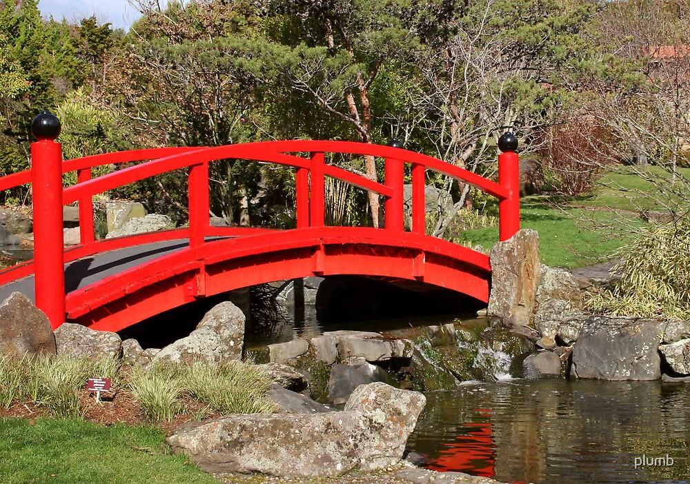 Red Bridge by plumb