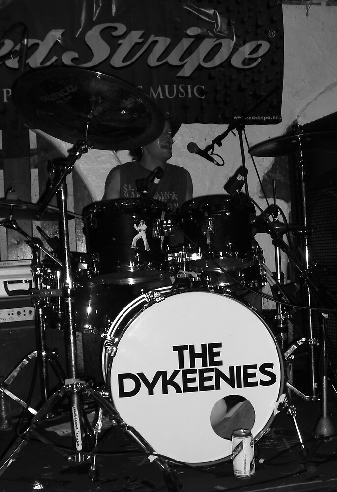 The Dykeenies  by Sam Lomas