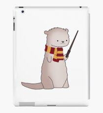 Harry Pawter Otter  iPad Case/Skin