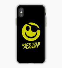 Hack den Planeten !!! iPhone-Hülle & Cover