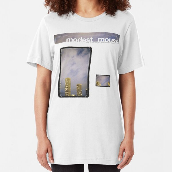 Modest Mouse - The Lonesome Crowded West Slim Fit T-Shirt