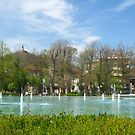 View fron the pond by Maria1606