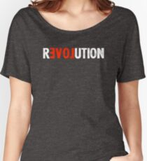 Revolution Love Women's Relaxed Fit T-Shirt