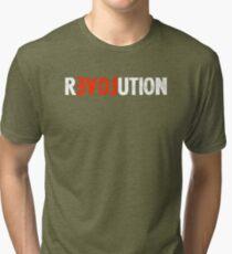 Revolution Love Tri-blend T-Shirt
