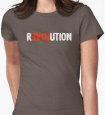Revolution Love Women's Fitted T-Shirt