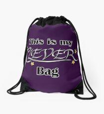 Clever Drawstring Bag