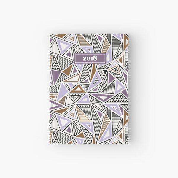 Lavender Maze#2 Hardcover Journal