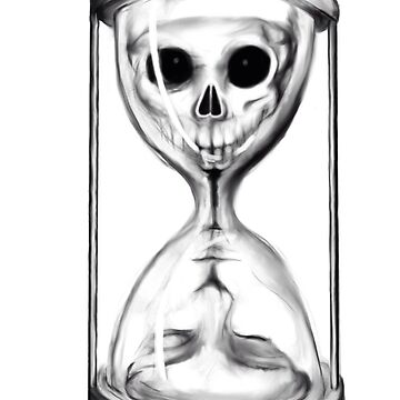 The Death of Time by katetren