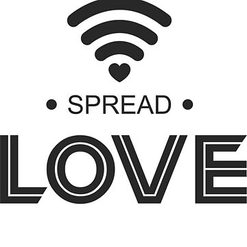 Spread love wifi  by ANDERDE