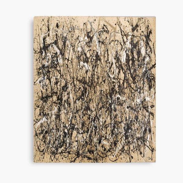 Autumn Rhythm (Number 30) by Jackson Pollock Canvas Print