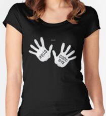 Umbrella Academy - Klaus Hands Women's Fitted Scoop T-Shirt