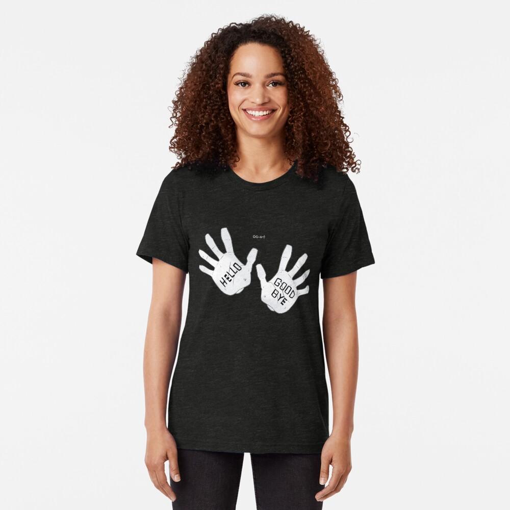 Umbrella Academy - Klaus Hands Tri-blend T-Shirt