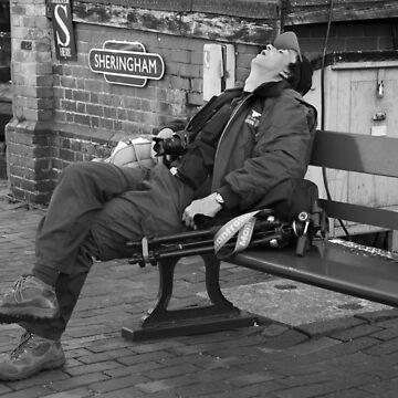 Let Sleeping 'Togs' Lie ! by Billlee