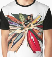 Surf Quiver Graphic T-Shirt